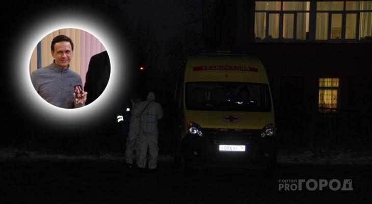 Спасает других, жертвуя собой: за что ярославского медика наградили медалью