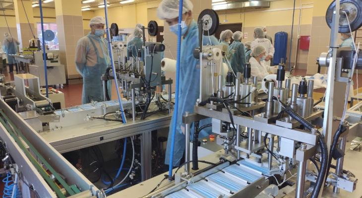 Масочный бизнес: власти заявили о выгоде пандемии для ярославцев