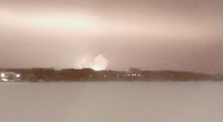 Взрывы и пожар на Ляпинской котельной: спасатели назвали причину.