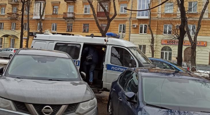 В центре Ярославля задержали двух опасных водителей-провокаторов