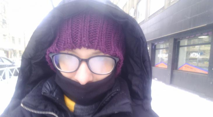 Морозы накроют Ярославль в выходные: до скольких опустится температура