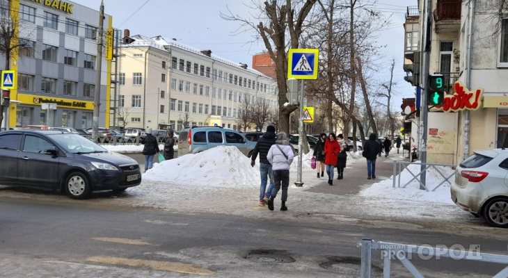 Очень холодный март пообещали синоптики в Ярославле