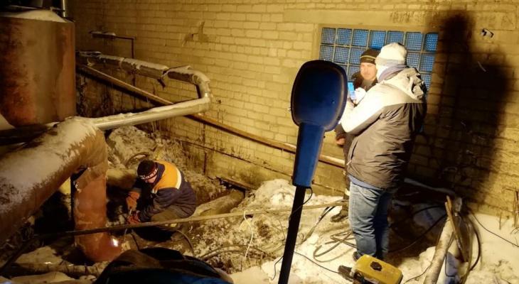 Спустя три дня без тепла в морозы жителей Ростова решились поселить в гостиницы