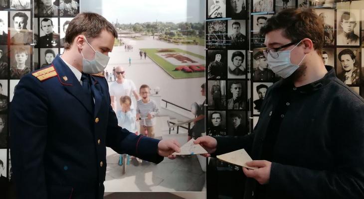 СледКом создает электронную базу писем военных лет: куда нести копии в Ярославле
