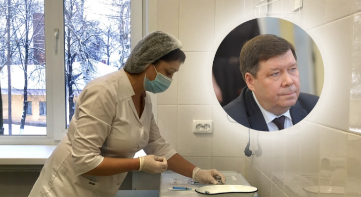 Скандал со строительством ковид-центра в Ярославле прокомментировали в правительстве