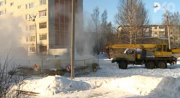 Обварился, рухнув в кипяток: молодой коммунальщик попал в реанимацию Рыбинска
