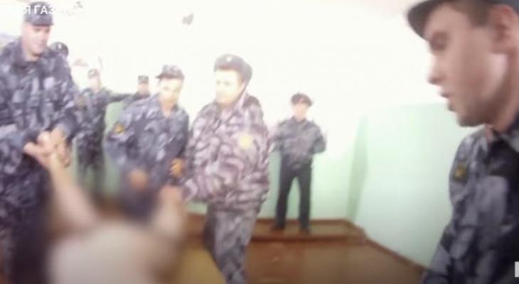 «Давайте, бейте сильнее»: СК возбуждено уголовное дело после видео с «новыми» побоями в ИК-1 в Ярославле