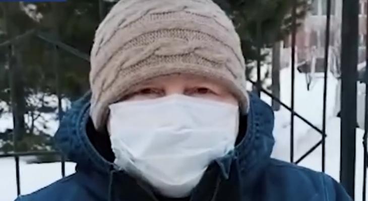 """""""Не могу дышать"""": в Ярославле женщину с поражением легких спас следователь Следкома"""