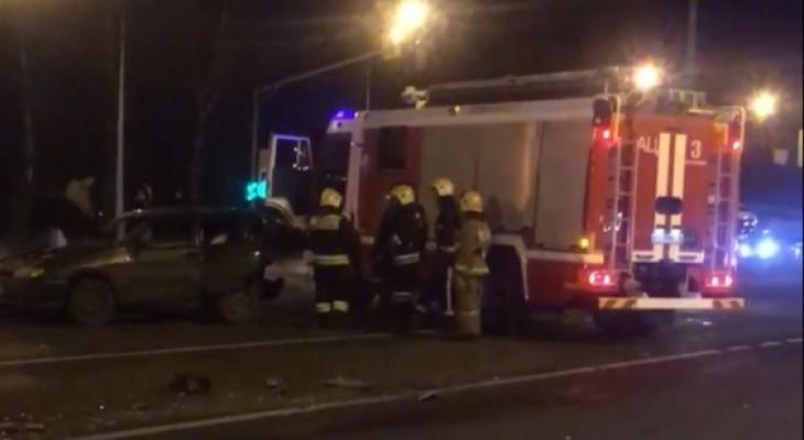 Сбил пешехода и уехал: в ДТП под Ярославлем пострадала девочка-подросток