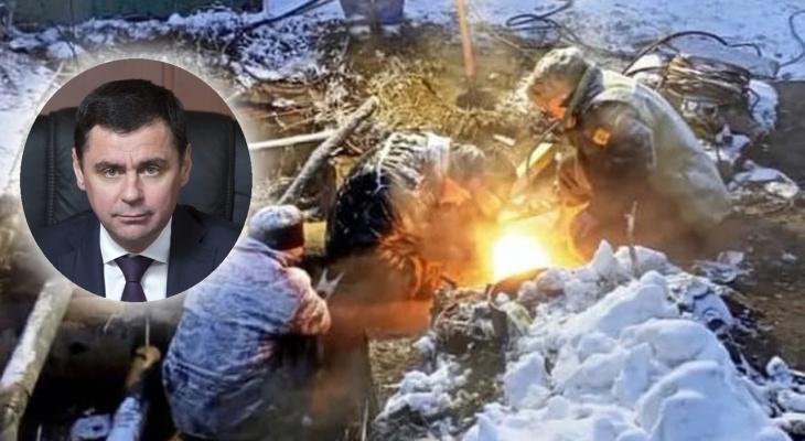 Дмитрий Миронов наградит рабочих, устранивших аварию в Ростове