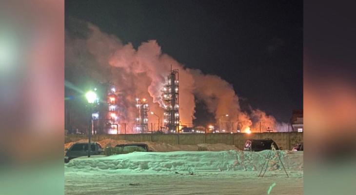 Первые подробности взрыва на Менделеевском заводе: что рассказали в МЧС