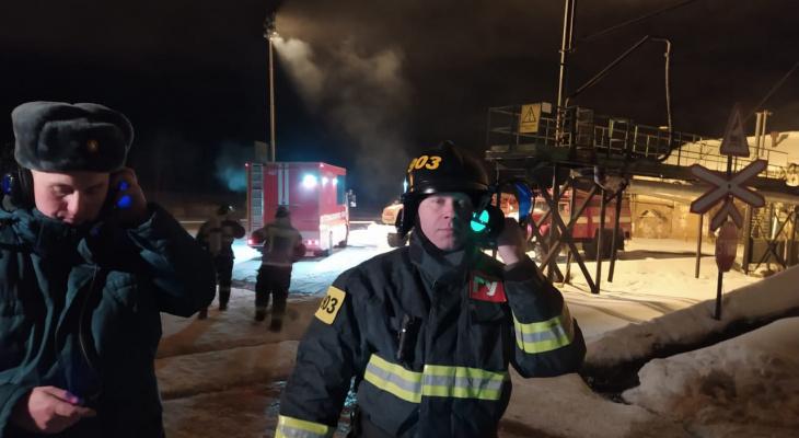 Пожар на Менделеевском заводе: какие последствия выявлены сейчас