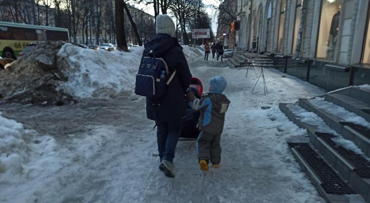 Морозы под 30 градусов идут на Ярославль: когда и насколько