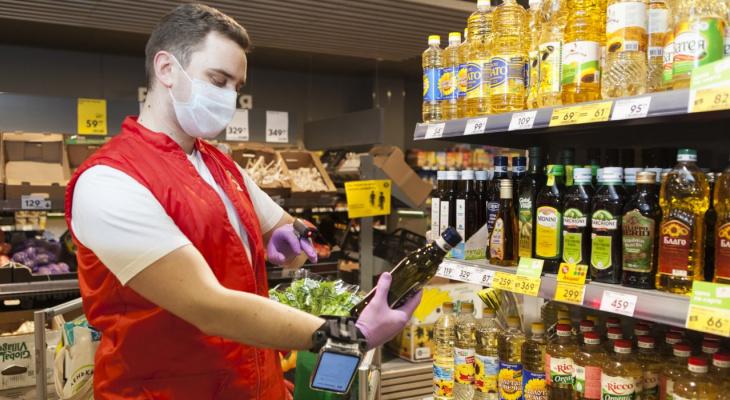 В Ярославле появилась служба экспресс-доставки, которая привозит продукты за 45 минут