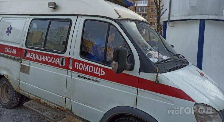 Поножовщина на крыльце ЯрГУ: в полиции допрашивают напавшего на студента мужчину