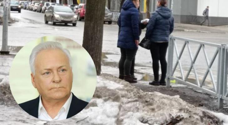 """""""Не видел город в таком оскорбительном состоянии"""": экс-губернатор раскритиковал нынешний Ярославль"""