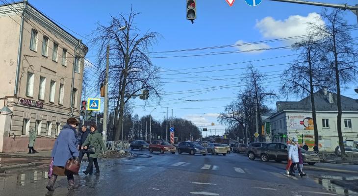 В центре Ярославля перекроют дороги: когда и из-за чего