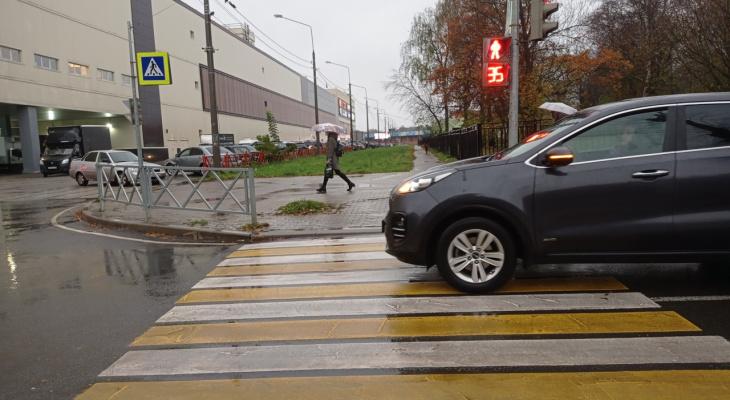 Ярославцев зальет по колено: в ближайшие сутки выпадет треть осадков