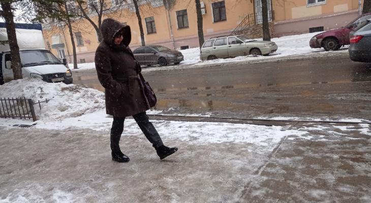 Снегопады надвигаются на Ярославль: срочное предупреждение