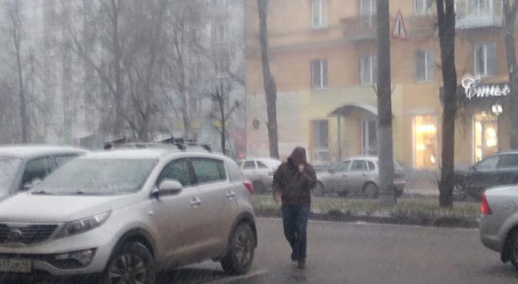 МЧС экстренно предупредило ярославцев о снеге: когда ждать