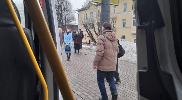 Перевозчики отказались работать на популярном маршруте в Ярославле: причины