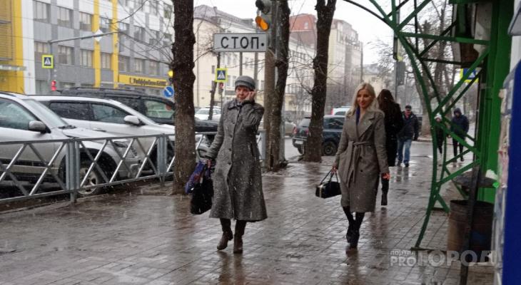 """""""Пойдет снег"""": в Ярославле обещают откат к зиме"""