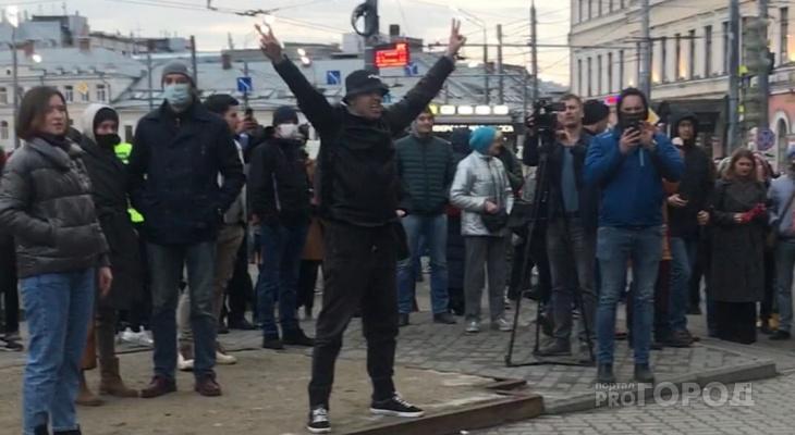 Протестующих накажут материально: сколько протоколов составлено в Ярославле и за что