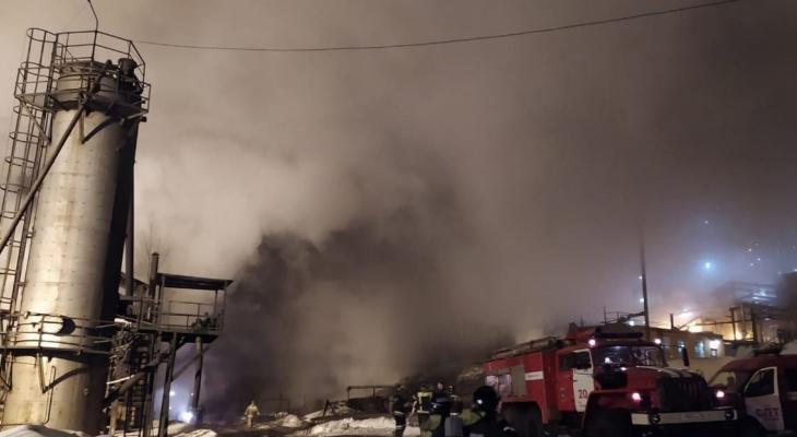 Отравляет ярославцев: завод оштрафуют после взрыва