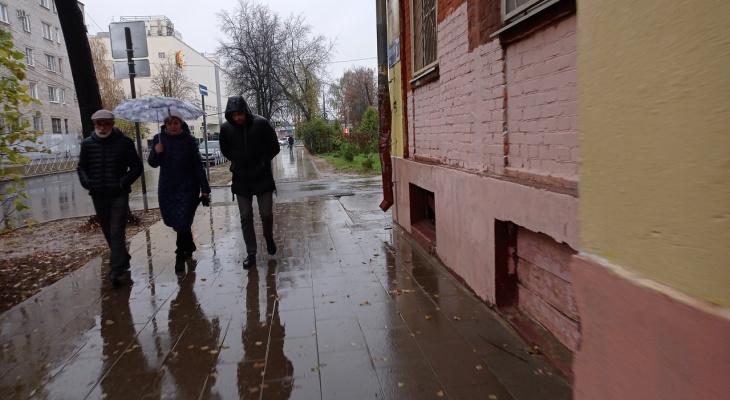 В Ярославле повышенная готовность из-за подтоплений: что поручил губернатор
