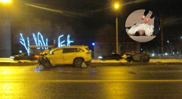 Загорелись в машине: смертельное ДТП произошло в Ярославле