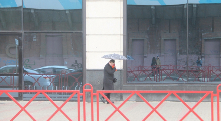 Готовьте зонты: какая погода ждет ярославцев всю неделю