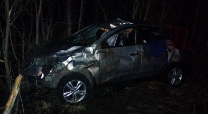 Чудовище выскочило на дорогу: водитель чудом выжил в странном ДТП в Рыбинске