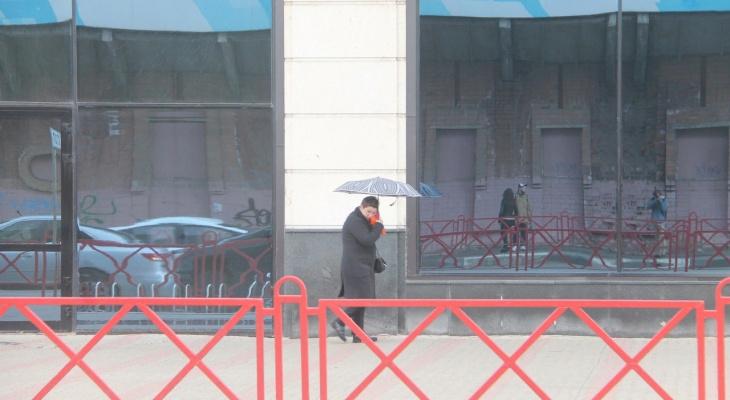 Тепла ожидать не стоит: что натворил циклон в Ярославле