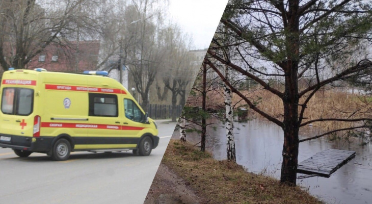 """Спас от смерти: в Ярославле водитель скорой преодолел мост, """"которого нет"""""""