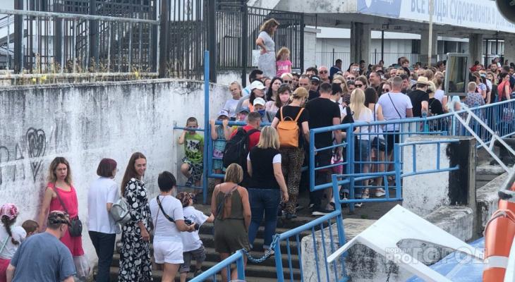 Обнародовали расписание речного трамвайчика в Ярославле