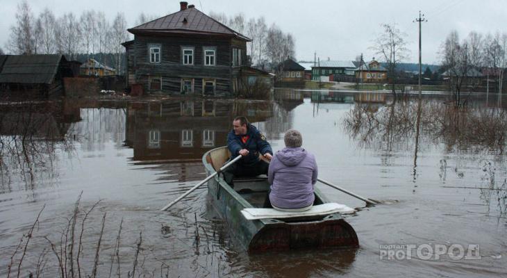 Потоп в Ярославле: скорые тонут на пути к пациентам