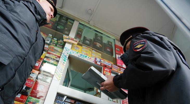 Избил за бутылку: в Ярославле мужчина напал на продавца
