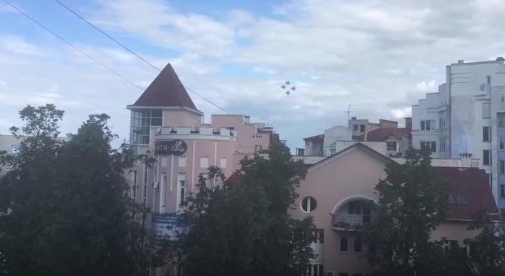 Когда и где смотреть авиашоу в Ярославле к Дню Победы