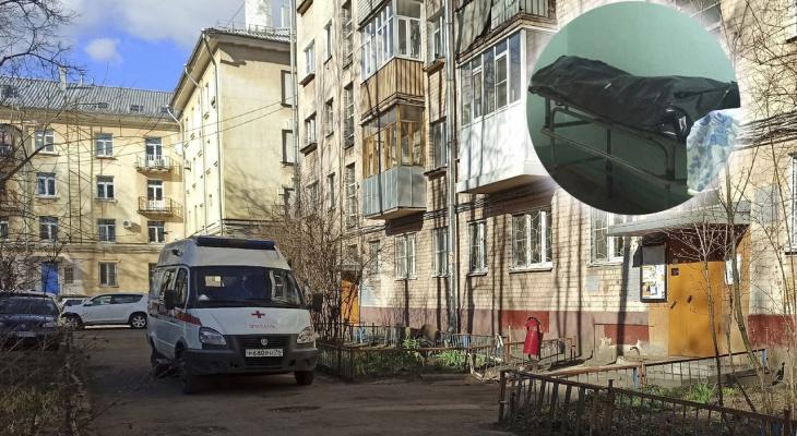 Пробил голову: в Ярославской области ищут опасного убийцу