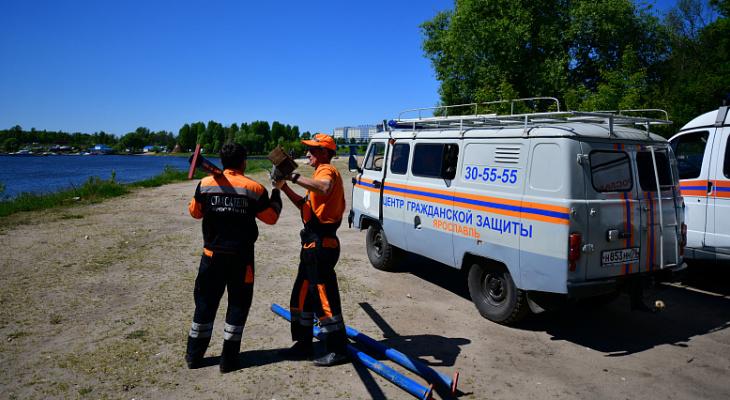 Спасение утопающих: где в Ярославле безопасные пляжи