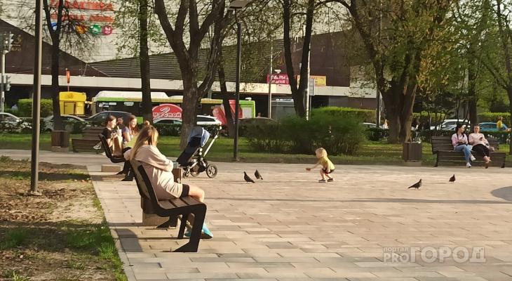 Большие выходные: какая погода будет в Ярославле на День России