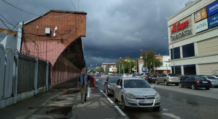 Будет лить и громыхать: на Ярославль обрушится несколько дней непогоды