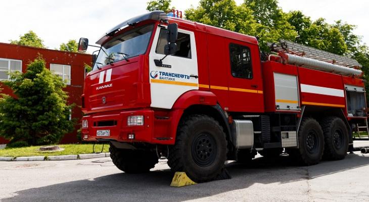 К пожароопасному сезону готовы!: ООО «Транснефть – Балтика» завершило ревизию производственных объектов