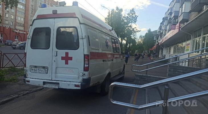 Разбился насмерть: в ДТП в Ярославской области погиб мужчина