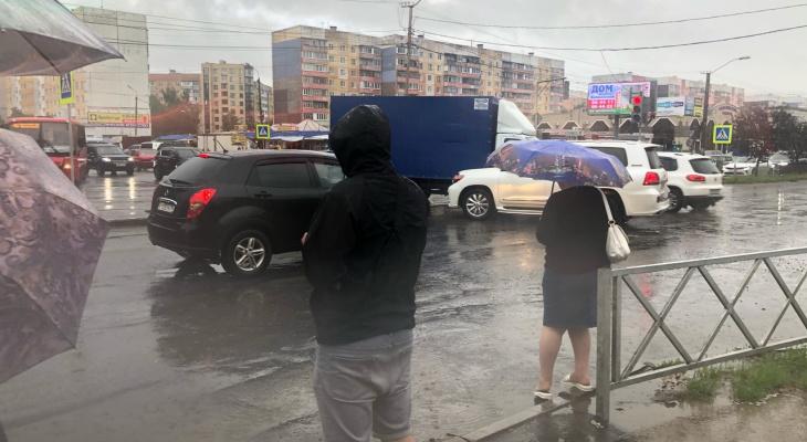 Ярославль останется в эпицентре непогоды: неутешительные прогнозы синоптиков