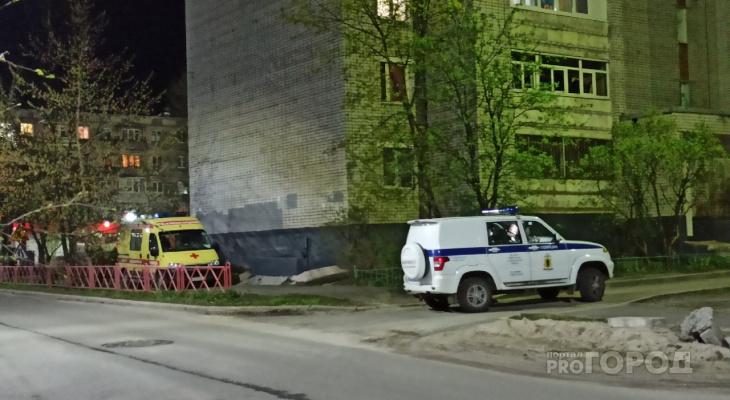 Пьяный мужчина без прав угнал автомобиль и устроил ДТП в Рыбинске