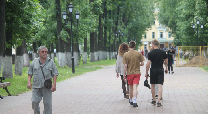 Новые ковид-ограничения для ярославцев: что нельзя