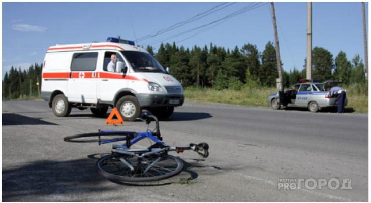 Девочка в больнице: в Ярославской области произошло «детское» ДТП