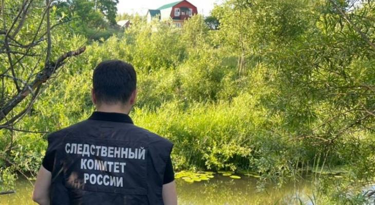 «Тело достали из воды»: в Ярославской области в реке утонул ребенок
