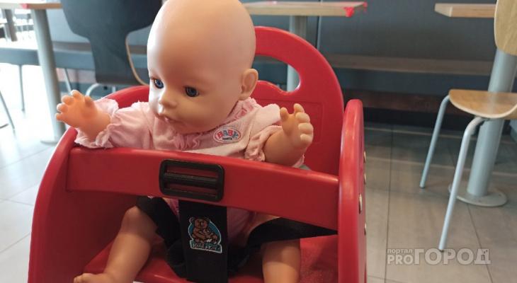Малышу нет и двух недель: ковид-госпитали Ярославля пополнились детьми